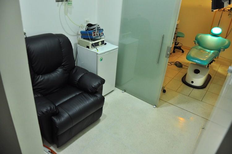 Sala de Descanso Post-Cirugía